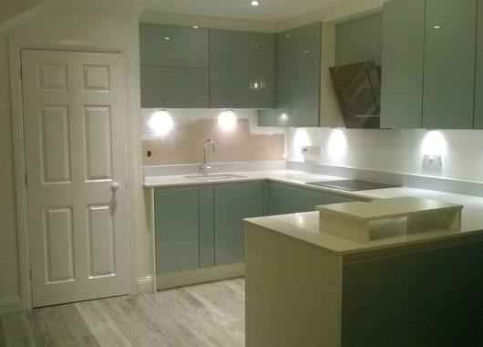 Finished Kitchen - S Kerridge