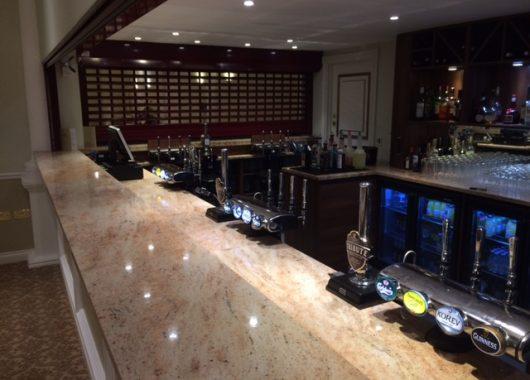 Bar Installation