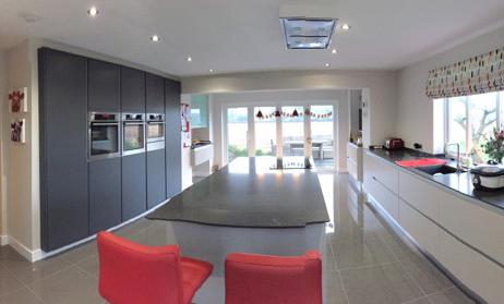 Moorview Kitchen install 2