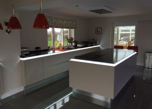 Moorview Kitchen install 3