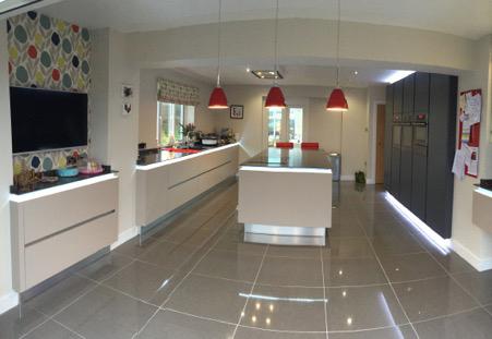 Moorview Kitchen install 4