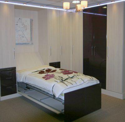 Hideaway bed display for sale