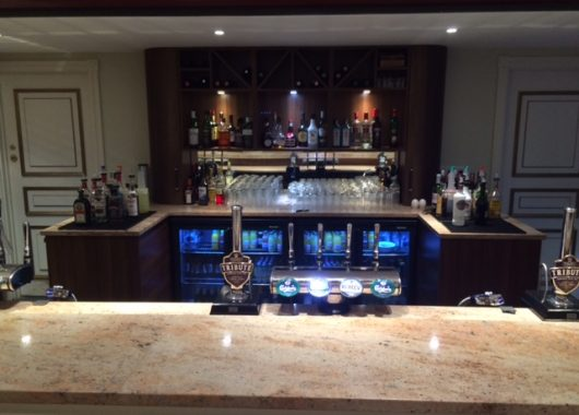 Bar Installation