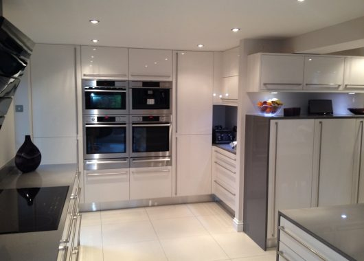 Open plan Kitchen for Mr D