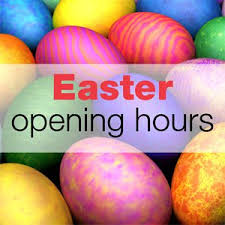 Showroom Easter Opening Hours