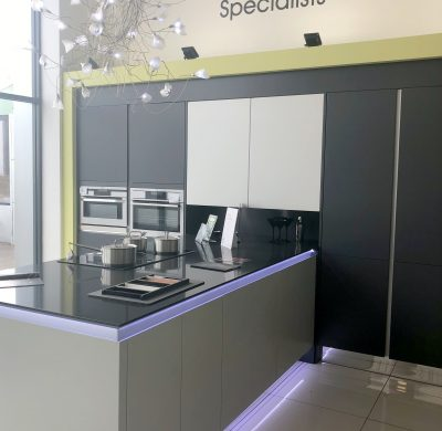 Ex display Linear Avant kitchen for sale
